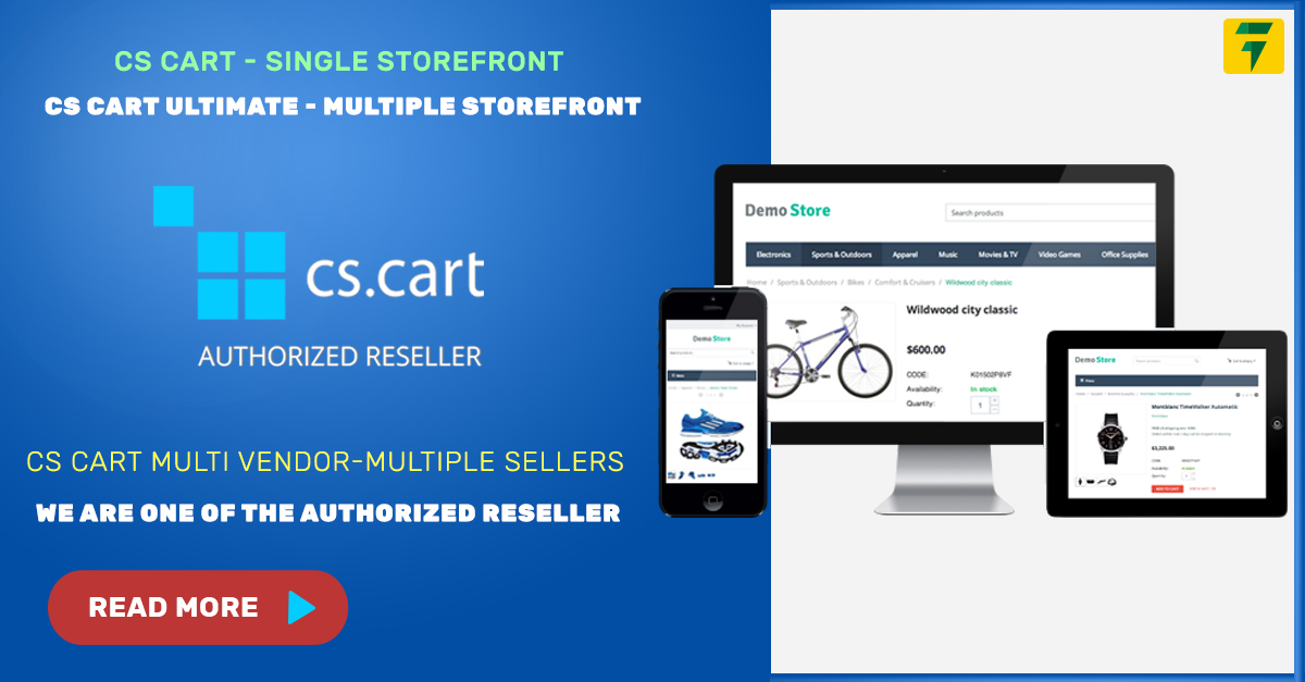 Cs Cart Authorised Reseller
