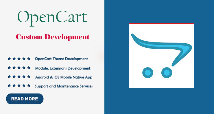 Opencart custom module development