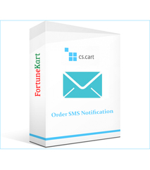 Order SMS Notification Add-on Cs Cart